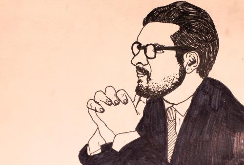 Caleb Beecher Drawing 4