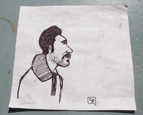 Caleb Beecher Drawing 19