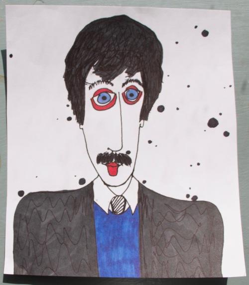 Caleb Beecher Drawing 18