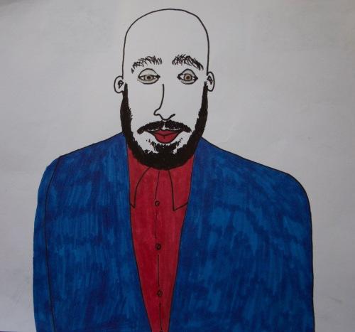 Caleb Beecher Drawing 23