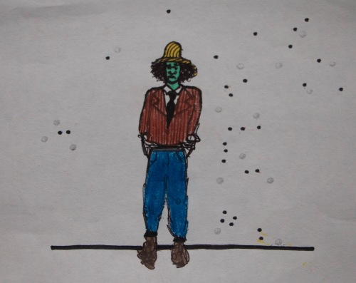 Caleb Beecher Drawing 21