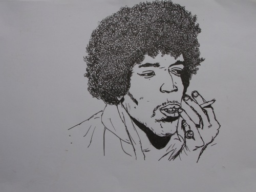 Caleb Beecher Drawing 48