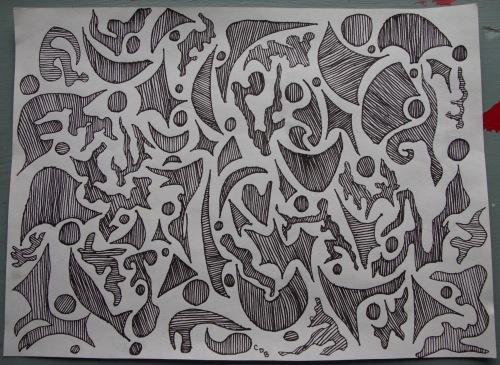 Caleb Beecher Drawing 50