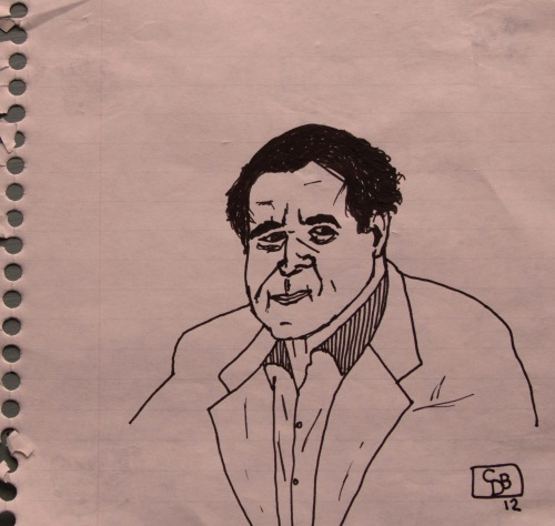 Caleb Beecher Drawing 51